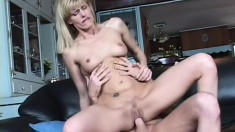 Milf Darryl Hanah will get porked any which way he wants to drill her