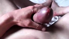 Walkabout wank and HUGE spurting orgasm